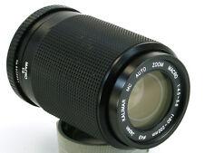 Kalimar MC Auto Zoom 80-200mm 1:4.5-5.6 Lens S/N 9600091 for Minolta MD (JP)