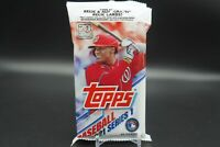 2021 Topps Baseball Series 1 SEALED CELLO PACK *40 Cards* RC FAST S&H! VALUE 🔥