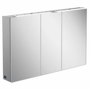 Villeroy & Boch MY VIEW ONE mirror cabinet with lights 1207x810x224mm A433G600
