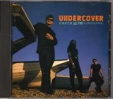 Undercover - Check Out The Groove - CDA - 1992 - Eurohouse covers