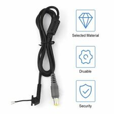 7.9x5.5 Dc Power Plug Cord Connector For Ibm Lenovo Laptop 1.2 Meter Cable D