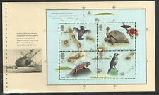 (CD2) GB QEII Stamps CHARLES DARWIN Prestige Booklet Pane ex DX45 2009