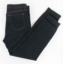 J BRAND CUFFED CROP METROPOL Mid Rise Skinny Stretchy  women's jeans size 30