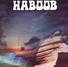 HABOOB: Haboob (1971); experimental fusion band with Jimmy Jackson LONG HAIR CD