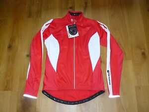 GENUINE WOMEN'S ENDURA JETSTREAM 3 WINDPROOF CYCLING JERSEY (MEDIUM) - BNWT