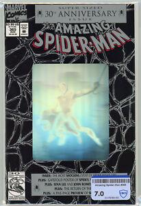 AMAZING SPIDER-MAN #365   CBCS RAW 7.0   KEY 1ST SPIDER-MAN 2099   FREE SHIPPING