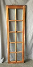 Antique Casement Transom Window Sidelights Cabinet Door Shabby Cottage 995-16
