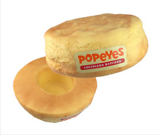 Popeyes Biscuit Head - 100% Authentic - Promo Item -  OSFA - Sold Out!