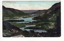 KILLARNEY LAKES Ireland IRISH Eire PC Postcard 1908 Valentine COUNTY KERRY