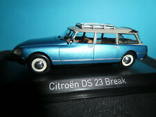 Citroen DS 23 1974 Break Safari Model 1:43RD. Norev Recent New  Model