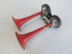 Ferrari 348 TB Front Electro Horns J129