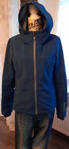 Bench Softshell Jacke blau L 38 40 top Kapuze