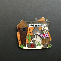 DLR - Retro Lands 2008 - Frontierland Disney Pin 59503