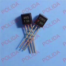 50pair OR 100PCS Transistor TOSHIBA TO-92 2SA1015-Y/2SC1815-Y A1015-Y/C1815-Y