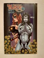 Broadsword - Tarot: Witch of the Black Rose Vol 9 - TPB - Jim Balent 2011