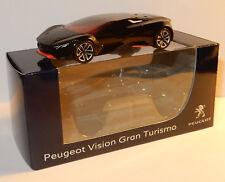 Peugeot Vision GT Año Fabricación 2015 blanco 1 64 Norev