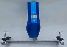 VW T5 T6 Fahrradständer Innenraum Radhalterung Radbreite 4,5 cm-7,2 cm blau (SS)
