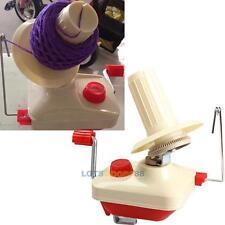 New Fiber String Yarn Skein String Winder Handle Hand Operated Ball Machine Wool
