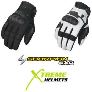 Scorpion Klaw II Women's Gloves Pre-curved Palm/Finger Knuckle Protector XS-XL