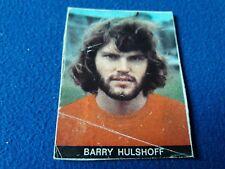 Mondiali MUNCHEN 74 BARRY HULSHOFF OLANDA Figurina pubblicata da rivista d'epoca