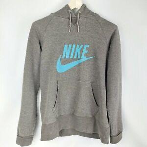 Nike Sportswear Club Fleece Logo Hoodie Sweatshirt Top Size XL Free Shipping