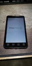 HTC EVO 4G - 1GB - Black (Sprint) Smartphone Clean ESN Unlocked Bootloader
