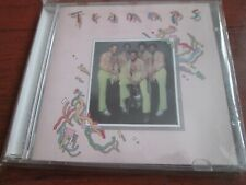 Trammps – Trammps [CD + Extra Tracks]  NEW AND SEALED