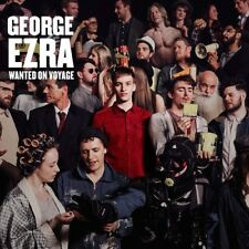 GEORGE EZRA (WANTED ON VOYAGE - DELUXE EDITON CD SEALED + FREE POST)