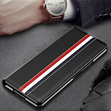 For Samsung Galaxy Z Fold 3 2 5G Case Leather Wallet Flip Shockproof Slim Cover