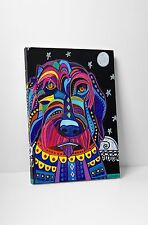 "Heather Galler Labradoodle Dog Gallery Wrapped Canvas 20""x30"""