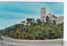 # ERICE: TORRE CAMPANANARIA E STAZIONE FUNIVIA -  1967