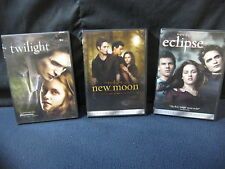 Twilight, New Moon, Eclipse DVDs - Incl. Shipping!!