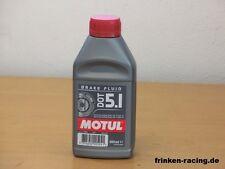 13,60€/l Motul  Bremsflüssigkeit DOT 5.1 500ml für Mountainbikes