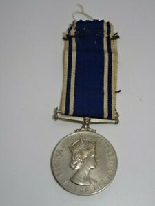 Named Exemplary Police Service Medal - SERGT FREDERICK G BEVAN