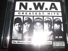 NWA / N.W.A Greatest Hits Best Of (Australia) Bonus Tracks CD - New
