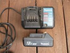 Makita MT Series ONLY 18V 1.5Ah Battery + Charger