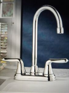 American Standard 2475.500.002 Polished Chrome Colony Soft Bar Faucet #AS50