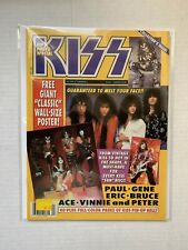 VINTAGE - KISS Magazine - Rip Photo Special Vol 2 Number 4 - 1990