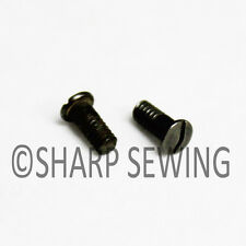 SINGER 29K NEEDLE BAR THREAD TENSION SPRING SCREWS (2) 109133 133 SS133D