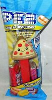 PEZ TREATS COLLECTION Dispenser 2021 PIZZA [Cello Bag]