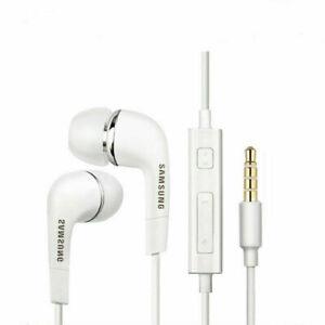 Genuine Samsung In-Ear Headphones Headset Earphones With Mic For Galaxy Phone