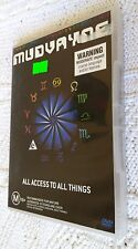 Mudvayne - All Access To All Things (DVD) R -4, LIKE NEW, FREE POST AUS-WIDE