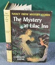 Vintage Book - Nancy Drew Mystery No 4 - The Mystery at Lilac Inn 1961