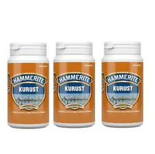 Hammerite Kurust One Coat Rust Remover & Converter Treatment 250ml X 2