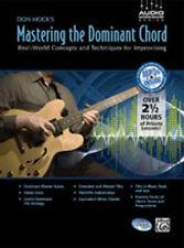 Mastering the Dominant Chord Bk/CD; Mock, Don, 53/31949, ALFRED - 31949