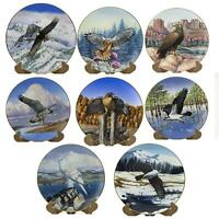 The Majesty of Flight Plate Collection by Thomas Hirata Numbered MINT CONDITION!