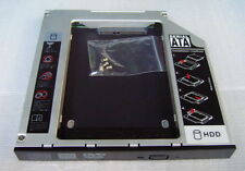 Hard Drive Caddy Adapter Optical Bay for dv6t i3 i5 i7