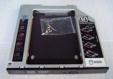Hard Drive Caddy Adapter Optical Bay for dv6t i3 i5 i7