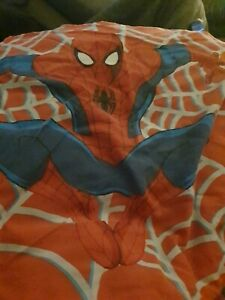 Spiderman duvet set single