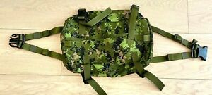 Genuine Canadian Forces CADPAT Quad Fanny Pack - Mint Condition